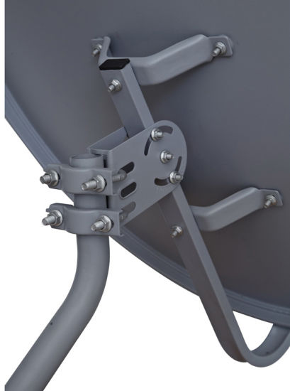 80cm Ku Band Strong Satellite Antenna Dish (80ku-4) pictures & photos