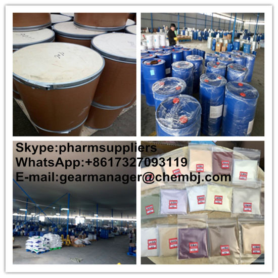China Recommend Antidepressant Powder CAS 2482-00-0 Agmatine