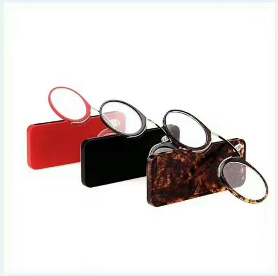 Easily Taking Plastic Memory Case Reading Glasses pictures & photos