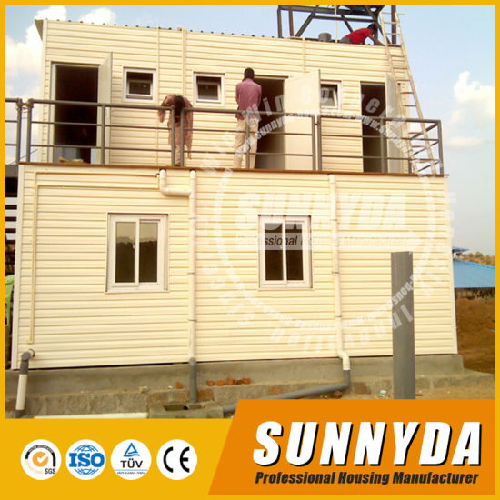 China Fast Install Light Steel Container Garage for Camping - China ... d49fbdf564e2