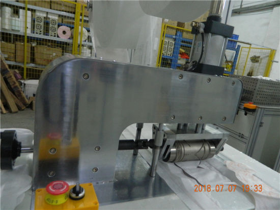 Hot Selling Solid Face Mask Making Machine