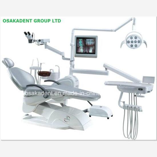 Fashion Dental Unit with Optional Microscope Dental Lab Equipment High Quality Dental Chair