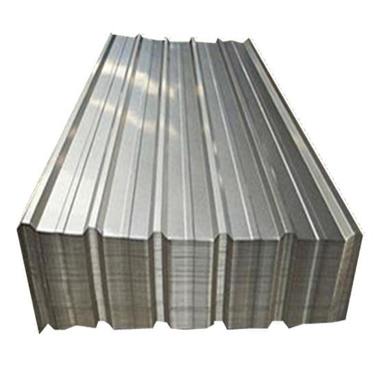 Hdgi Hot Dipped Galvanized Zinc Corrugated Roofing Sheet