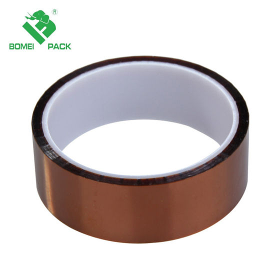 High Temperature Resistant Silicone Polyimide Film Die Cut Adhesive Tape pictures & photos