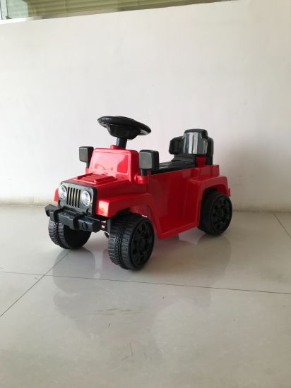 Small Vehicle Children's Electric Car Four Wheels Kids Toy