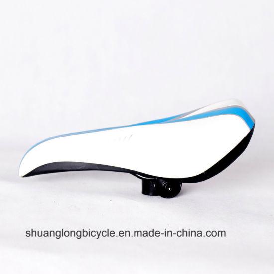 2018 New Design Bicycle Saddle Soft Mountain Bicycle Saddle (9190)