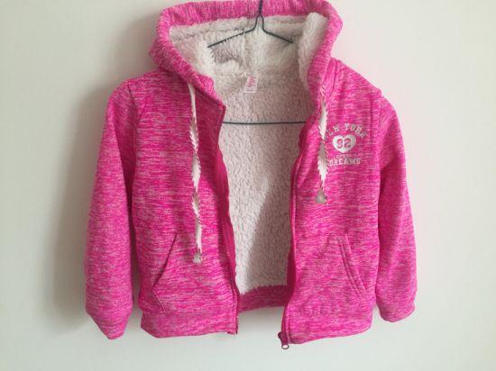 Pre Girl Warm Top Coat Children Clothing