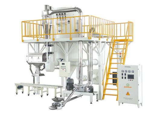 Acm20 High Level Automatic Powder Coatings Equipment Machine Grinding System