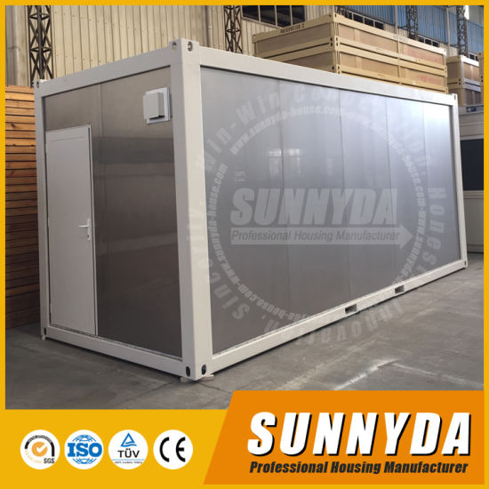 Flat Pack Insulation Modular Container Home