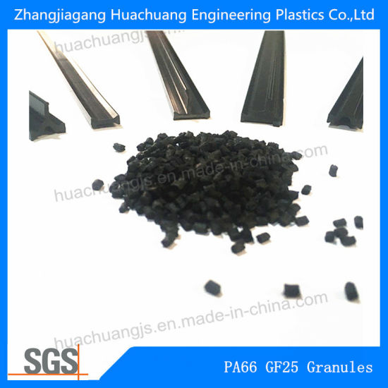 PA66 GF25 Particles for Thermal Barrier Strip