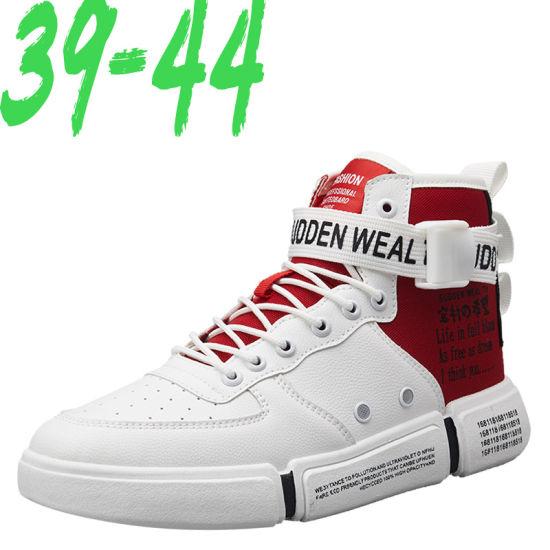 2020 Winter High Top Men's Shoes Ins Four Seasons High Top Men's Shoes New Style High Cut Shoes