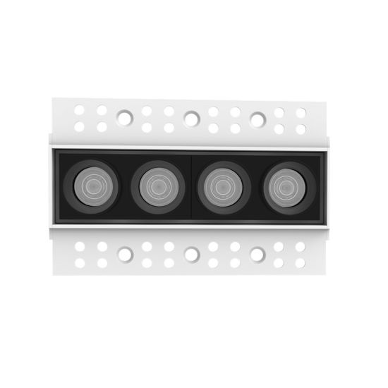 China Commercial Conversion Kit Architecture Square Trimless Led Linear Downlight China Square Trimless Downlight Architecture Downlight Square