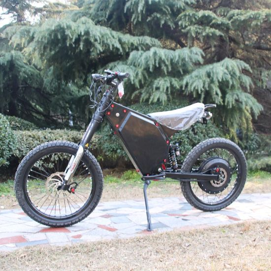 Fastest 72V 8000W Stealth Bomber Electric Bike 2018 pictures & photos