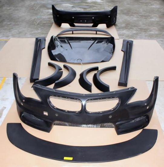 FRP Fiberglass Car Auto Racing Tuning Bodykits for BMW M6 pictures & photos