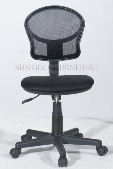 china cheap mesh office chair fabric swivel computer chair without