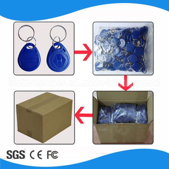 Access Control 125kHz RFID Key Fobs pictures & photos