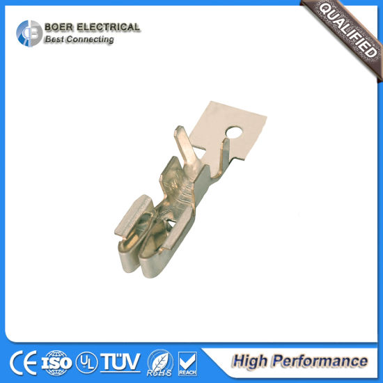 China Auto Wire Fuse Box Connector Terminal - China Terminal, Spade ...