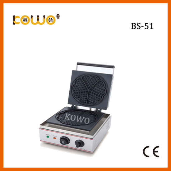 china stainless steel non stick portable automatic leaf shaps