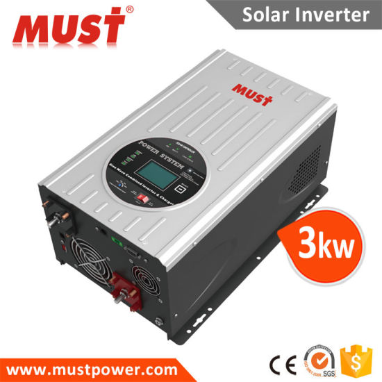 3kw Low Frequency Solar Inverter with Transformer