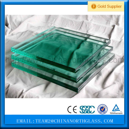 Flat Clear Tempered Transparent Glass Greenhouses pictures & photos