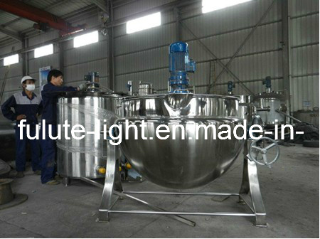 Tilting Electric/Steam Heating Jacketed Kettle