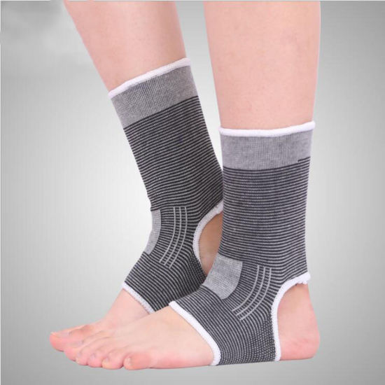 Breathable Sweat-Wicking Soft Mountaineering Sports Cotton Knitted Ankle Support
