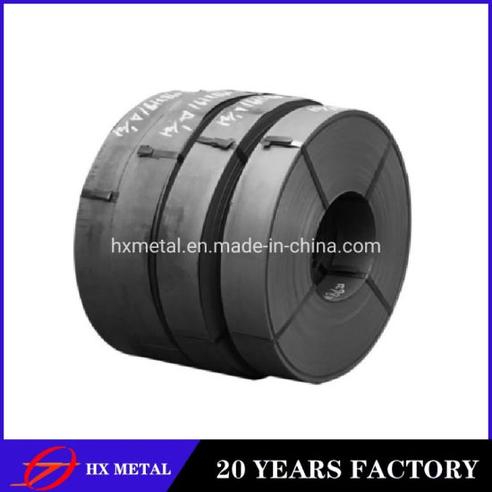 Raw Material Hot Rolled Black Steel Coil for Roller-Shutter Doors