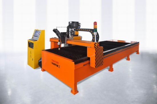 Table Type CNC Plasma & Flame Precision Cutting Machines pictures & photos
