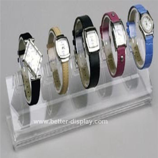 Custom Acrylic Watch Display Holder
