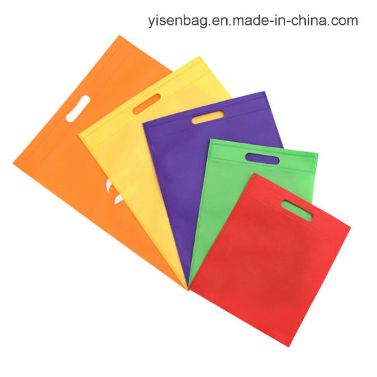 Wholesale Professional Customized Eco-Friendly Non Woven Shopping Bag pictures & photos