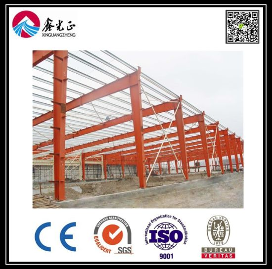 Steel Structure Warehouse (BYSS0505)