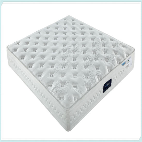 Sleep Well Hotel Compress Rolled Pocket Spring Mattress R25 pictures & photos