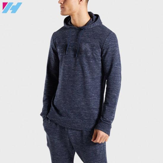 Wholesale New Arrivals Sports Wear Fitness Men Custom Hoodys