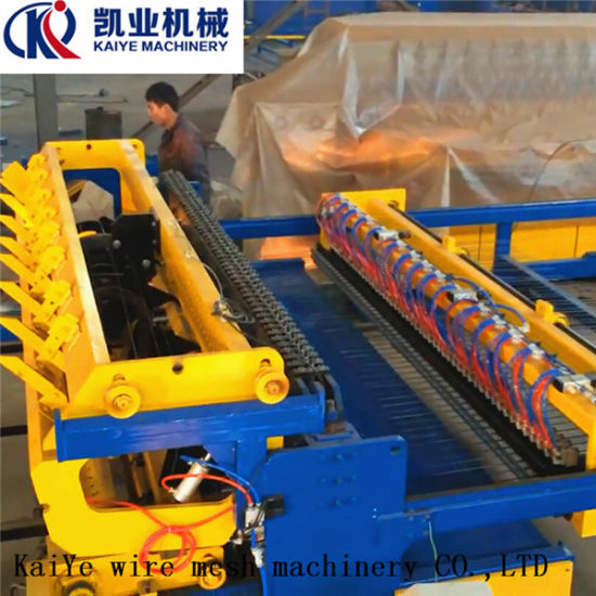 New High Efficiency Wire Mesh Welding Machine