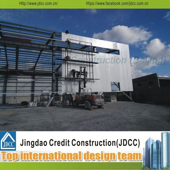 Steel Frame Modular Building Material pictures & photos