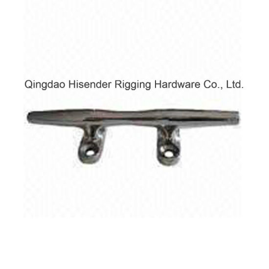 """Type 316 Stainless Steel Heavy Duty Hollow Base Boat Cleat 6/"""""""