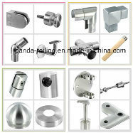 Railing Accessories / Handrail Fitting / Stainless Steel Base Plate pictures & photos