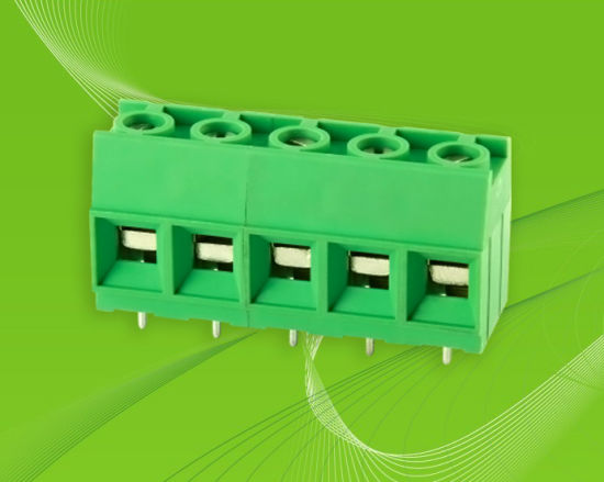 China PCB Screw Terminal Block as Electric Components of Security