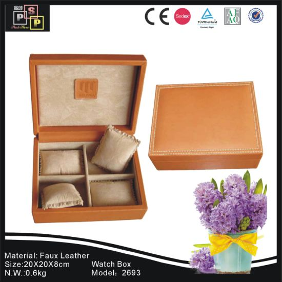 China Handkerchief Gift Velvet Box