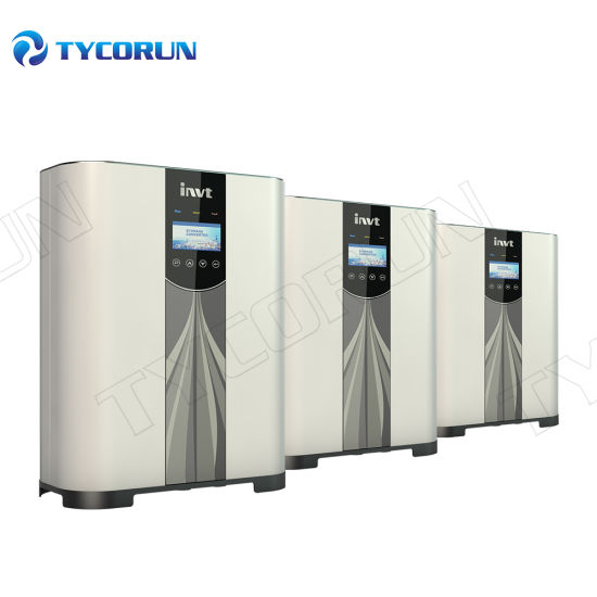 Tycorun 3000W/5000W DC Hybrid Solar Power Inverters with LCD Display