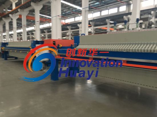 New Type Filter Press, High Efficient Dewatering Machine Plate Frame Filter Press pictures & photos