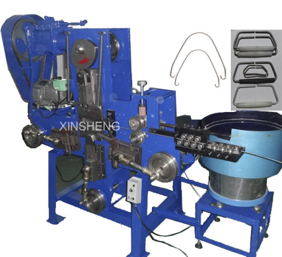 2016 Mechanical Bucket Handle Machine pictures & photos