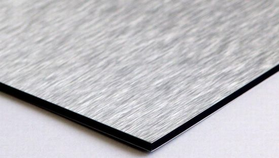 Fireproof Aluminum Composite Panel Use for The Externel Wall Decoration