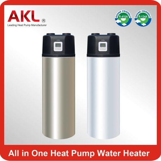 All in One Solar Air Source Heat Pump Water Heater