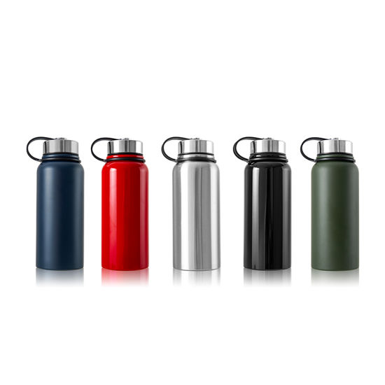 Custom Stainless Steel Vacuum Sports Water Bottle Thermo Flasks