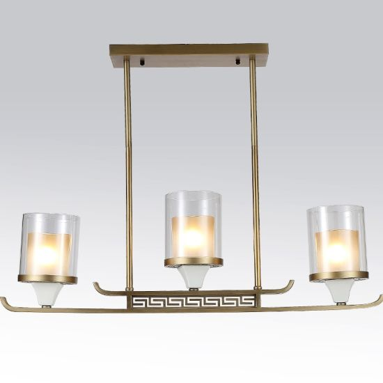 China Metal Chandelier Frame Elegant Candle Pendant Lamp - China ...