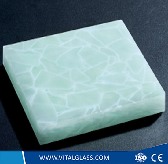 Microcrystal Jade Glass/Wall Glass/Painted Glass/Lacquered Floor Glass pictures & photos