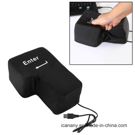 OEM New Product USB Soft Vent Big Enter Key pictures & photos