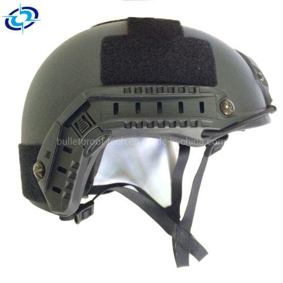 Military Combat Defense Helmet Army Fast Tactical Ballistic Bulletproof Helmet