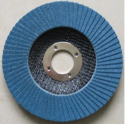 "4.5"" Abrasive Flap Disc with Zirconium pictures & photos"